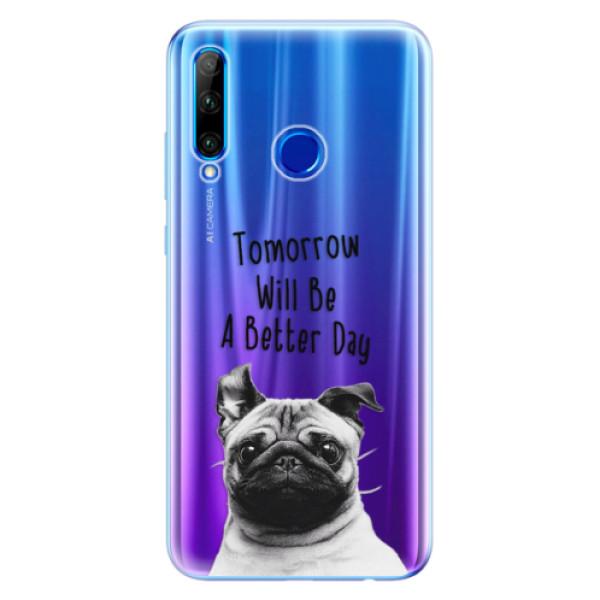 Odolné silikonové pouzdro iSaprio - Better Day 01 - Huawei Honor 20 Lite