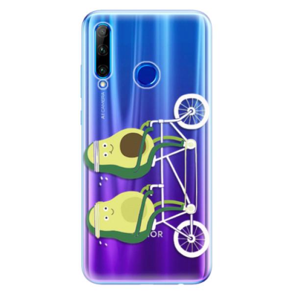 Odolné silikonové pouzdro iSaprio - Avocado - Huawei Honor 20 Lite