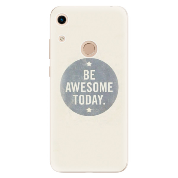 Odolné silikonové pouzdro iSaprio - Awesome 02 - Huawei Honor 8A