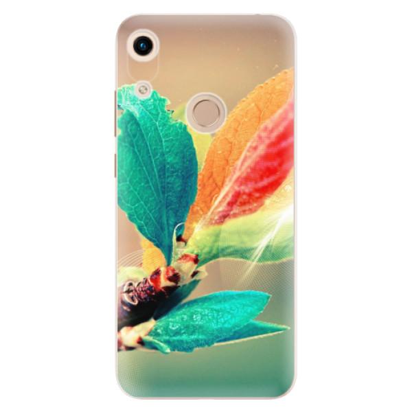 Odolné silikonové pouzdro iSaprio - Autumn 02 - Huawei Honor 8A