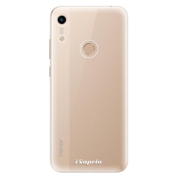 Odolné silikonové pouzdro iSaprio - 4Pure - mléčný bez potisku - Huawei Honor 8A
