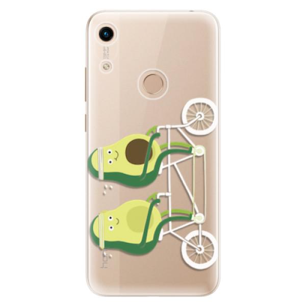 Odolné silikonové pouzdro iSaprio - Avocado - Huawei Honor 8A
