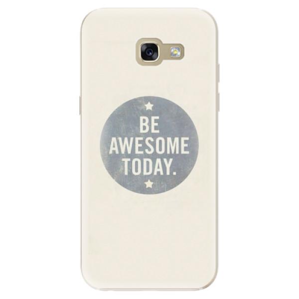 Odolné silikonové pouzdro iSaprio - Awesome 02 - Samsung Galaxy A5 2017
