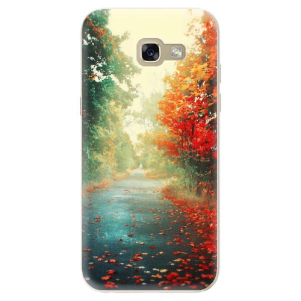 Odolné silikonové pouzdro iSaprio - Autumn 03 - Samsung Galaxy A5 2017