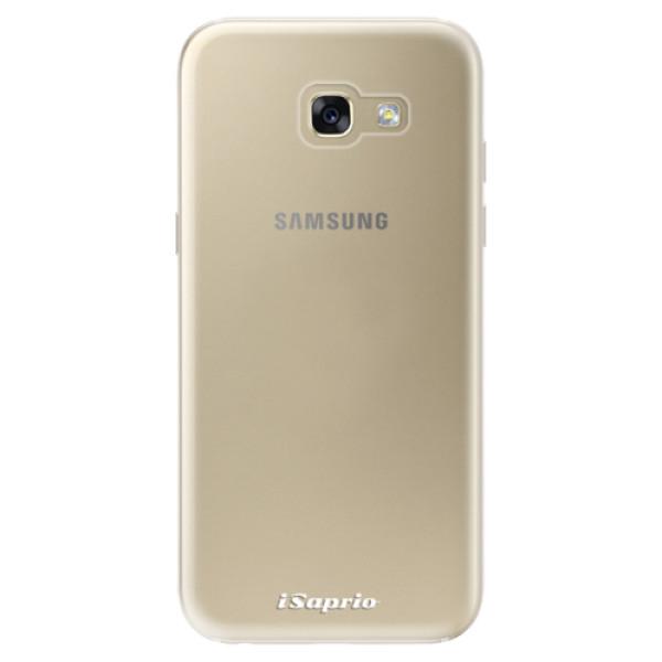 Odolné silikonové pouzdro iSaprio - 4Pure - mléčný bez potisku - Samsung Galaxy A5 2017