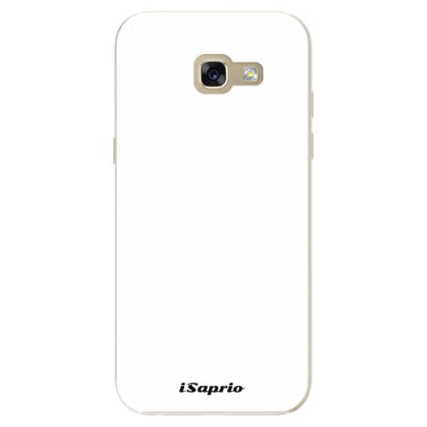 Odolné silikonové pouzdro iSaprio - 4Pure - bílý - Samsung Galaxy A5 2017