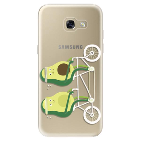 Odolné silikonové pouzdro iSaprio - Avocado - Samsung Galaxy A5 2017
