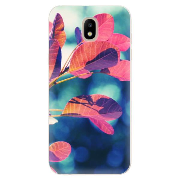 Odolné silikonové pouzdro iSaprio - Autumn 01 - Samsung Galaxy J5 2017