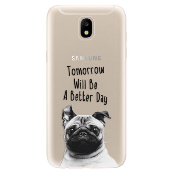 Odolné silikonové pouzdro iSaprio - Better Day 01 - Samsung Galaxy J5 2017