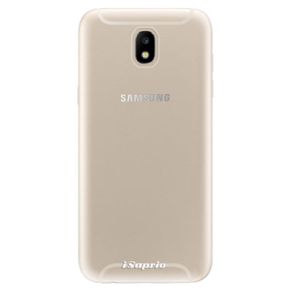 Odolné silikonové pouzdro iSaprio - 4Pure - mléčný bez potisku - Samsung Galaxy J5 2017