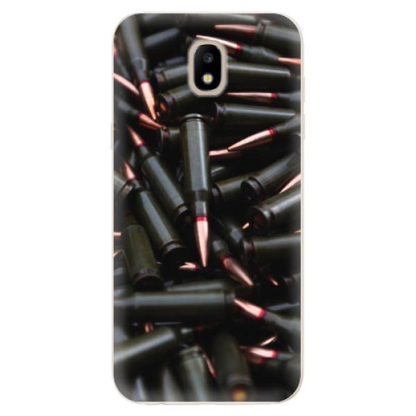 Odolné silikonové pouzdro iSaprio - Black Bullet - Samsung Galaxy J5 2017