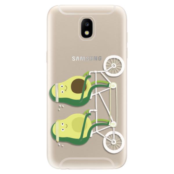 Odolné silikonové pouzdro iSaprio - Avocado - Samsung Galaxy J5 2017