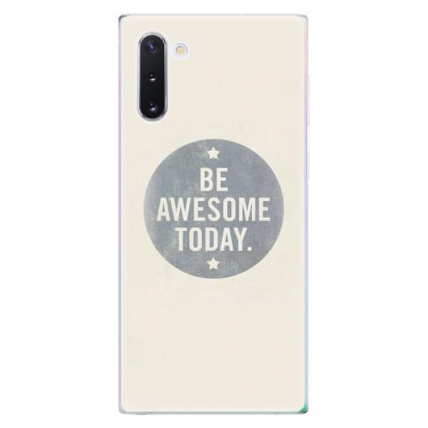 Odolné silikonové pouzdro iSaprio - Awesome 02 - Samsung Galaxy Note 10