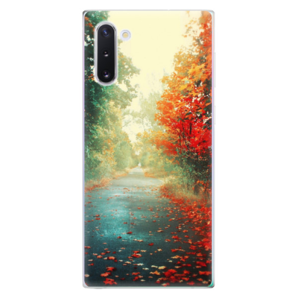 Odolné silikonové pouzdro iSaprio - Autumn 03 - Samsung Galaxy Note 10