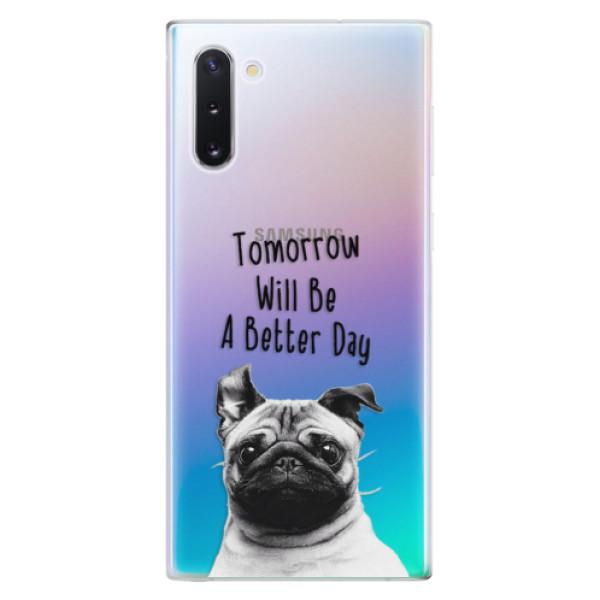 Odolné silikonové pouzdro iSaprio - Better Day 01 - Samsung Galaxy Note 10