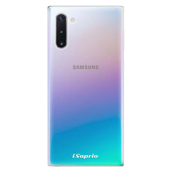 Odolné silikonové pouzdro iSaprio - 4Pure - mléčný bez potisku - Samsung Galaxy Note 10