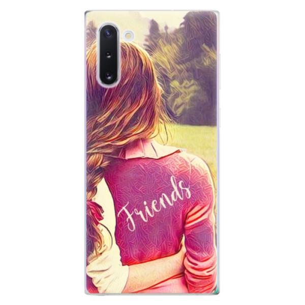 Odolné silikonové pouzdro iSaprio - BF Friends - Samsung Galaxy Note 10