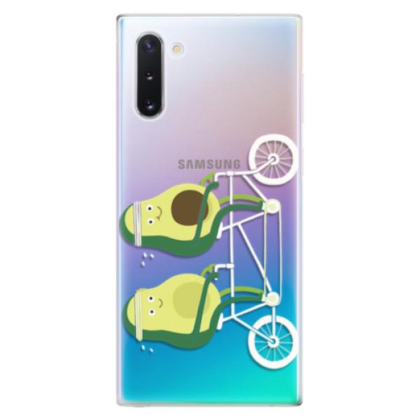 Odolné silikonové pouzdro iSaprio - Avocado - Samsung Galaxy Note 10