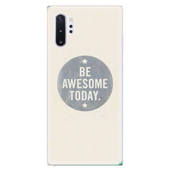 Odolné silikonové pouzdro iSaprio - Awesome 02 - Samsung Galaxy Note 10+