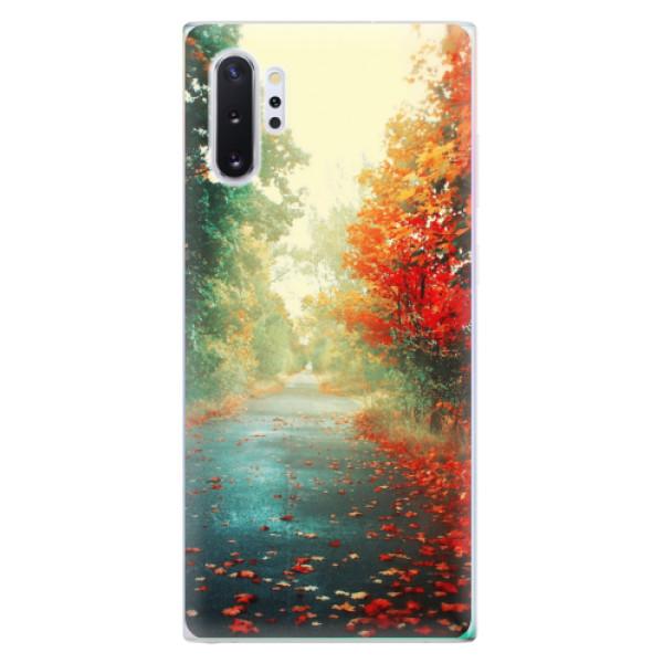 Odolné silikonové pouzdro iSaprio - Autumn 03 - Samsung Galaxy Note 10+