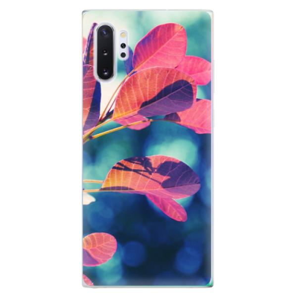 Odolné silikonové pouzdro iSaprio - Autumn 01 - Samsung Galaxy Note 10+