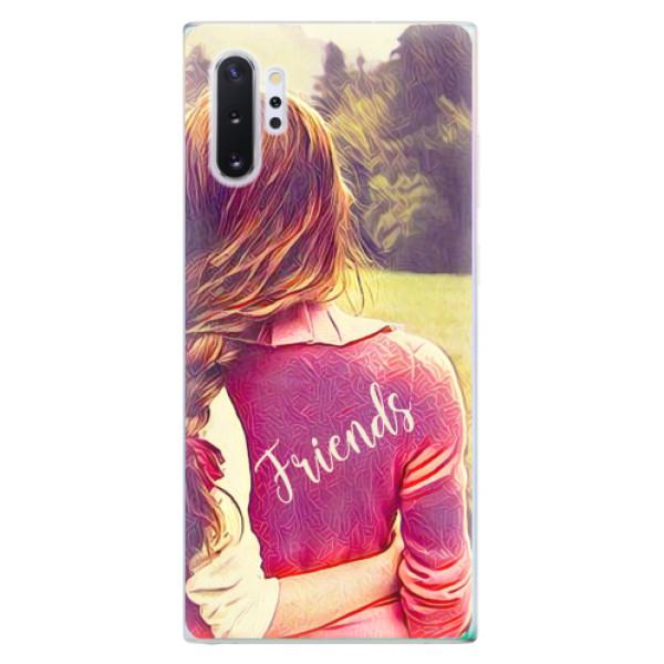 Odolné silikonové pouzdro iSaprio - BF Friends - Samsung Galaxy Note 10+