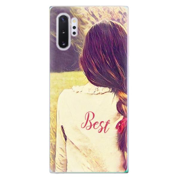 Odolné silikonové pouzdro iSaprio - BF Best - Samsung Galaxy Note 10+