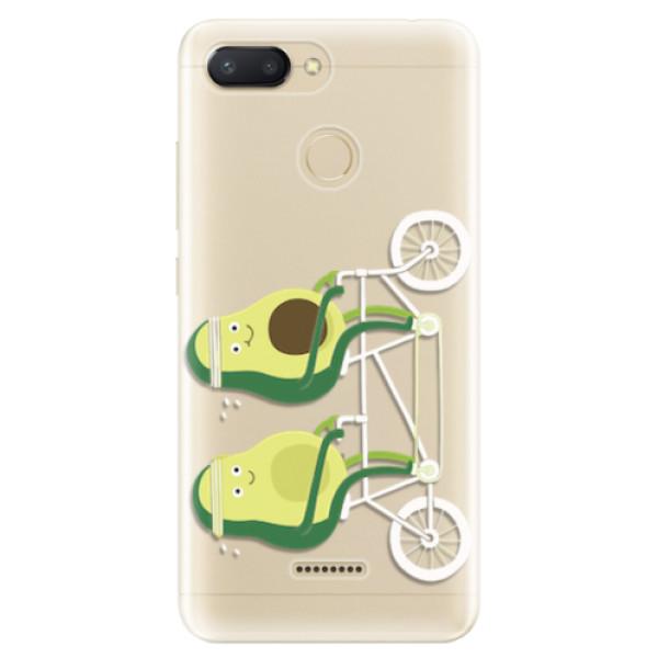 Odolné silikonové pouzdro iSaprio - Avocado - Xiaomi Redmi 6