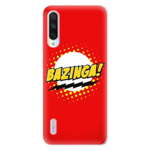 Odolné silikonové pouzdro iSaprio - Bazinga 01 - Xiaomi Mi A3