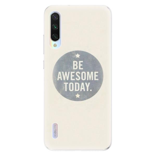 Odolné silikonové pouzdro iSaprio - Awesome 02 - Xiaomi Mi A3