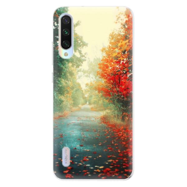 Odolné silikonové pouzdro iSaprio - Autumn 03 - Xiaomi Mi A3