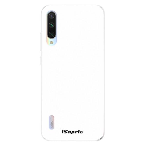 Odolné silikonové pouzdro iSaprio - 4Pure - bílý - Xiaomi Mi A3
