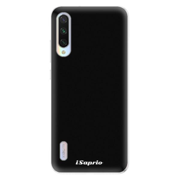 Odolné silikonové pouzdro iSaprio - 4Pure - černý - Xiaomi Mi A3