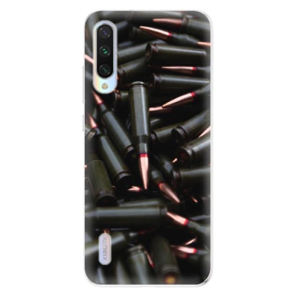 Odolné silikonové pouzdro iSaprio - Black Bullet - Xiaomi Mi A3