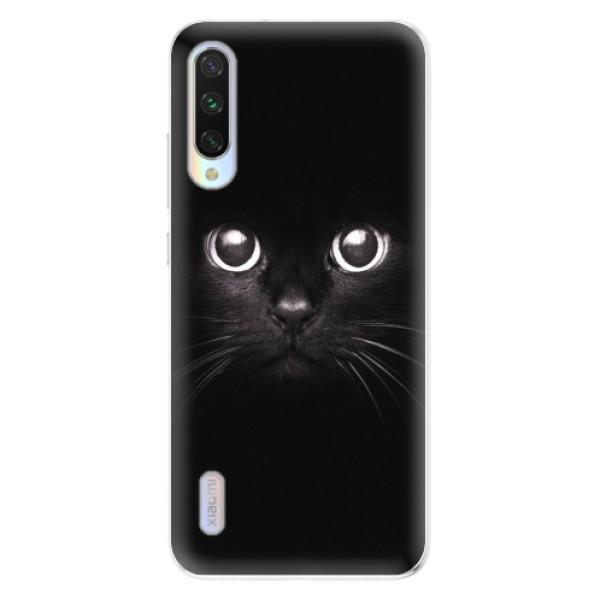 Odolné silikonové pouzdro iSaprio - Black Cat - Xiaomi Mi A3
