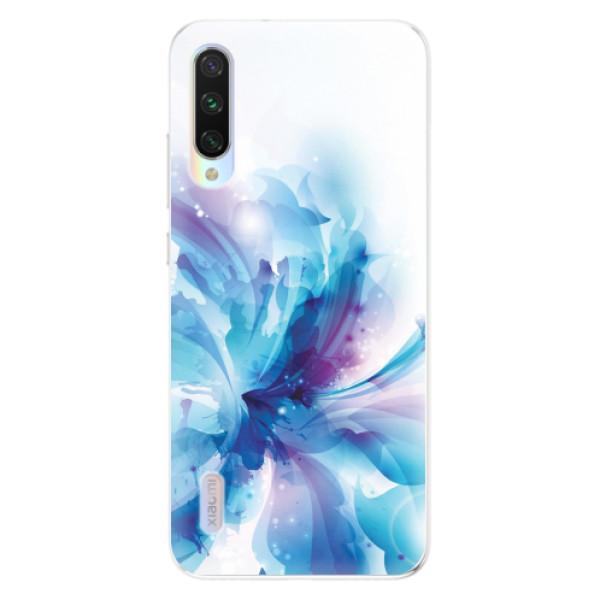 Odolné silikonové pouzdro iSaprio - Abstract Flower - Xiaomi Mi A3