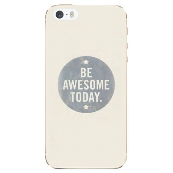 Odolné silikonové pouzdro iSaprio - Awesome 02 - iPhone 5/5S/SE