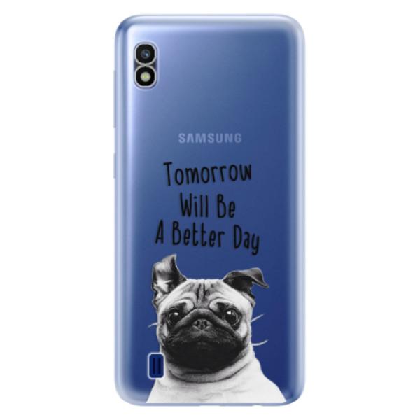 Odolné silikonové pouzdro iSaprio - Better Day 01 - Samsung Galaxy A10