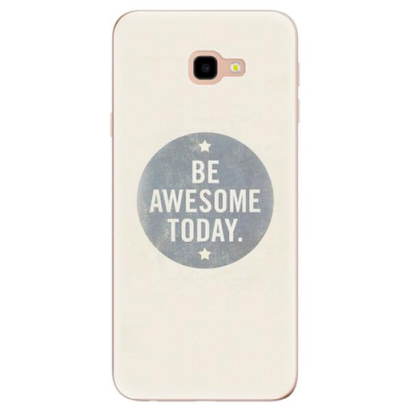 Odolné silikonové pouzdro iSaprio - Awesome 02 - Samsung Galaxy J4+