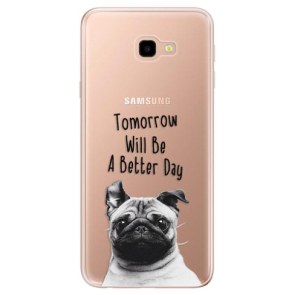 Odolné silikonové pouzdro iSaprio - Better Day 01 - Samsung Galaxy J4+