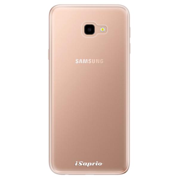 Odolné silikonové pouzdro iSaprio - 4Pure - mléčný bez potisku - Samsung Galaxy J4+