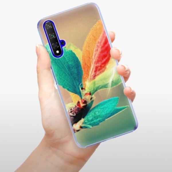 Plastové pouzdro iSaprio - Autumn 02 - Huawei Honor 20