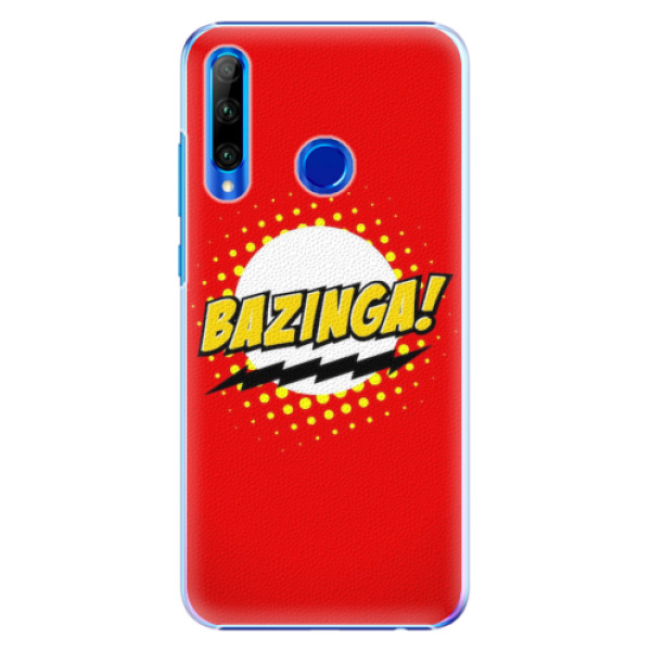 Plastové pouzdro iSaprio - Bazinga 01 - Huawei Honor 20 Lite