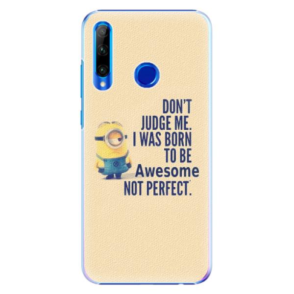 Plastové pouzdro iSaprio - Be Awesome - Huawei Honor 20 Lite