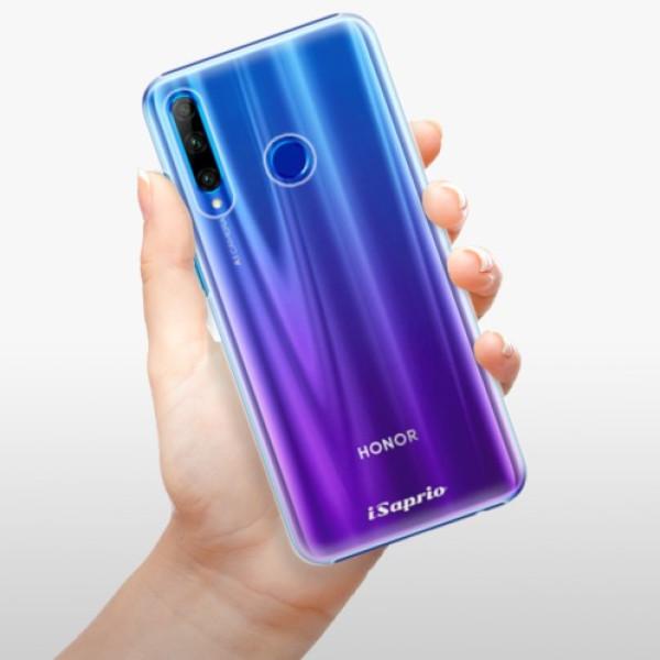 Plastové pouzdro iSaprio - 4Pure - mléčný bez potisku - Huawei Honor 20 Lite