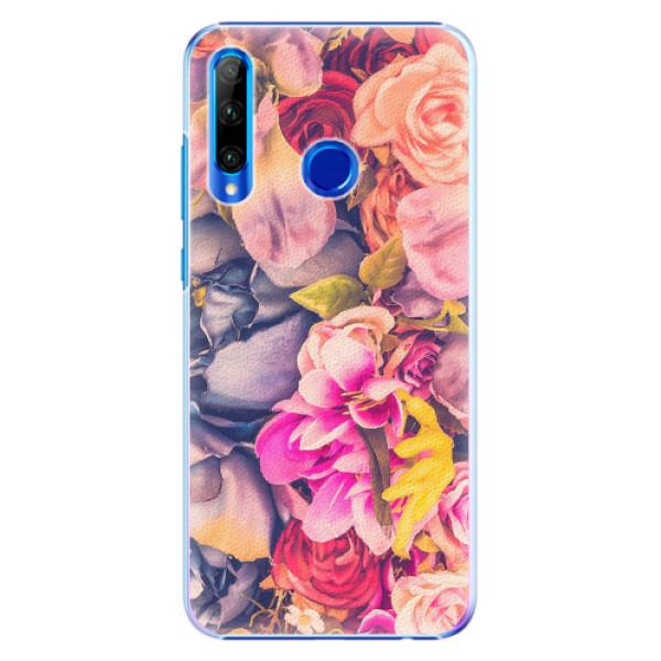 Plastové pouzdro iSaprio - Beauty Flowers - Huawei Honor 20 Lite