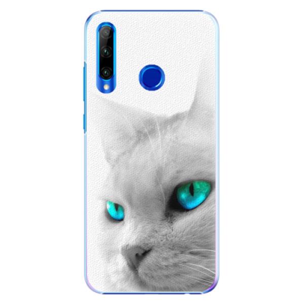 Plastové pouzdro iSaprio - Cats Eyes - Huawei Honor 20 Lite