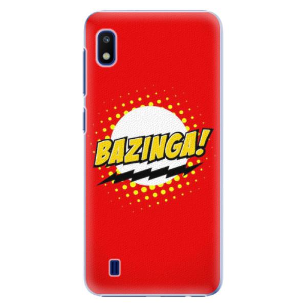 Plastové pouzdro iSaprio - Bazinga 01 - Samsung Galaxy A10