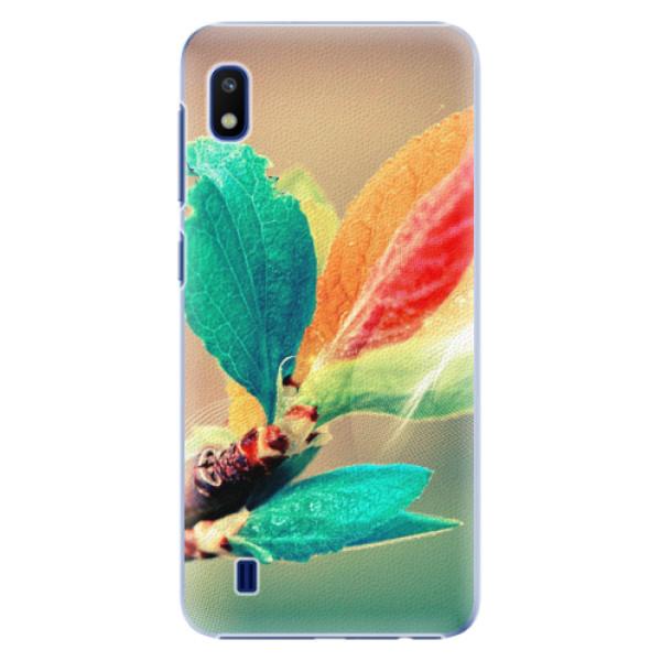 Plastové pouzdro iSaprio - Autumn 02 - Samsung Galaxy A10