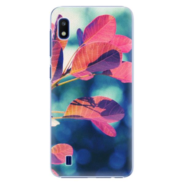 Plastové pouzdro iSaprio - Autumn 01 - Samsung Galaxy A10